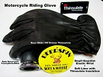 Deerskin Glove w Thinsulate