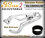 Chrome Aluminum Go Cruise