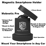 Mobnetic Pro - Smartphone Holder for Cars Trucks & Vans